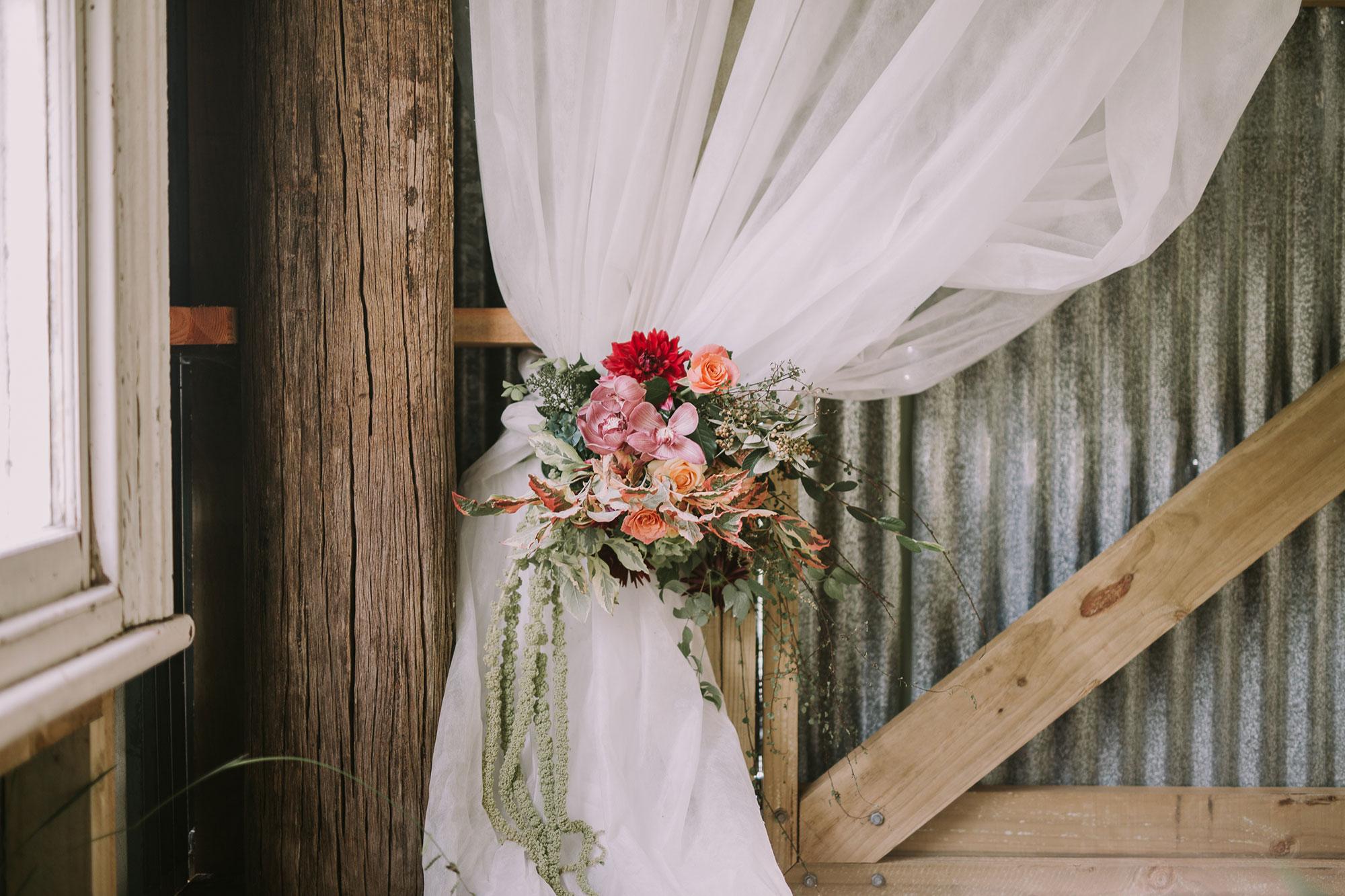 RUSTIC TAURANGA WEDDING VENUE